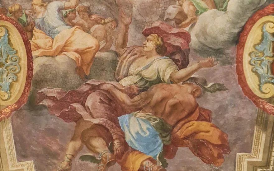 Un amour qui franchit tous les obstacles: le mythe de Psyché et Cupidon