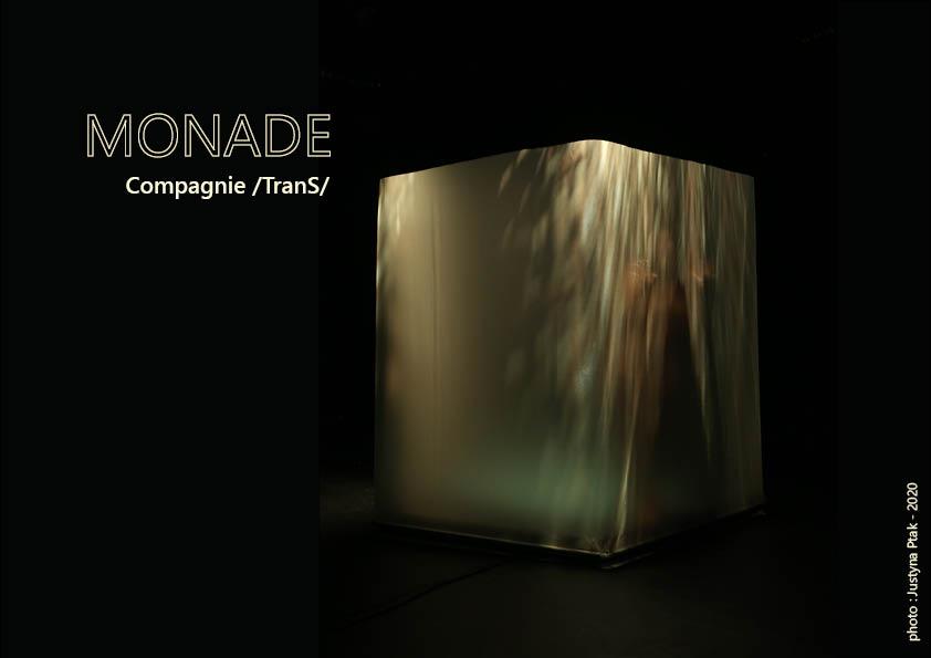 MONADE Compagnie/TranS/– Création danse, musique et numérique.
