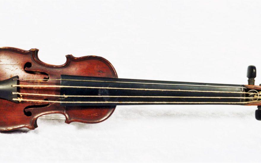 Les violons pochettes du Palais Lascaris