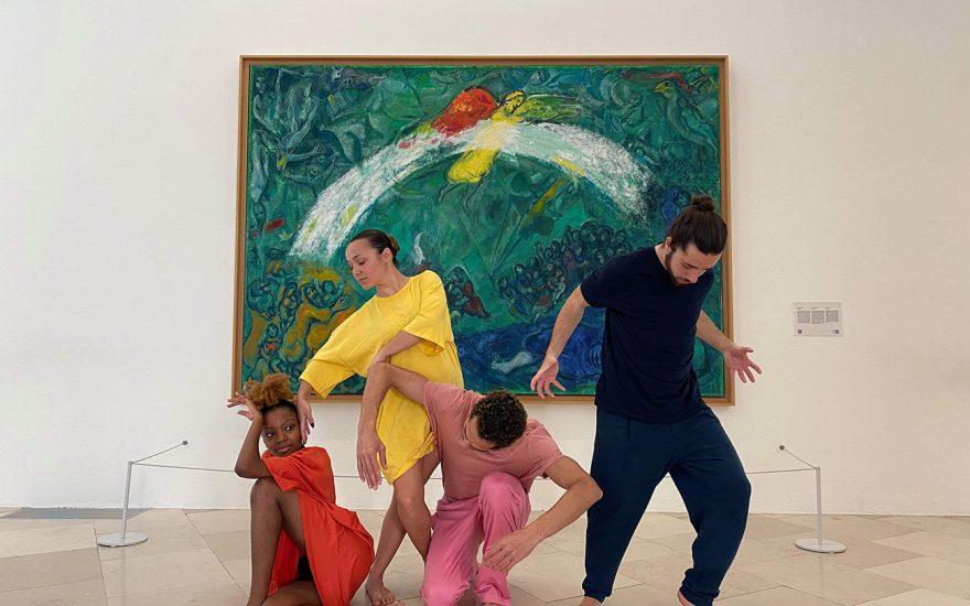 «Microcosme» visite Chagall