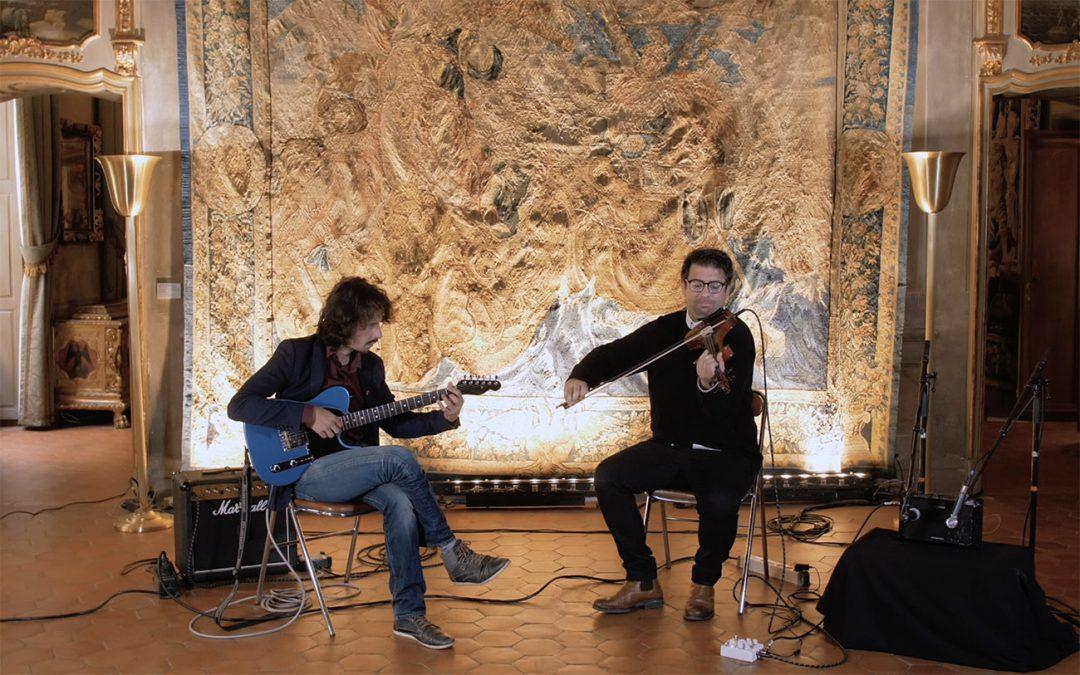 Musique actuelle au Palais Lascaris