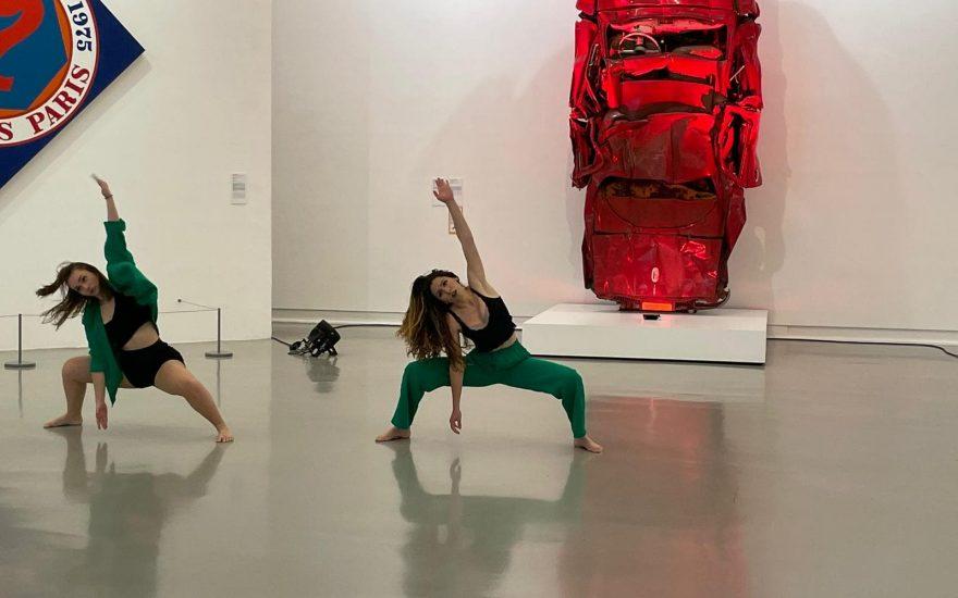 Les Willys réinterprètent le Pop Art, présentées par Mélissa Prat et Bénédicte Allard