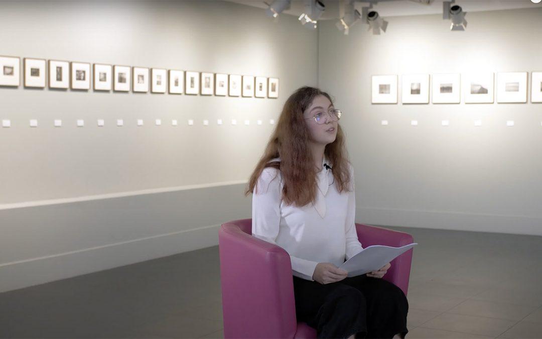Voyage poétique au musée de Photographie