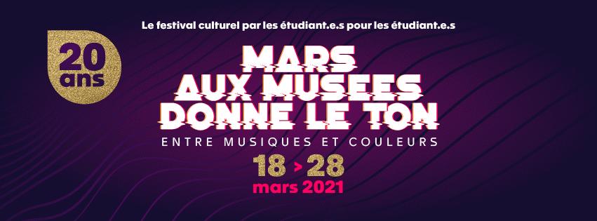 20e édition de Mars aux Musées