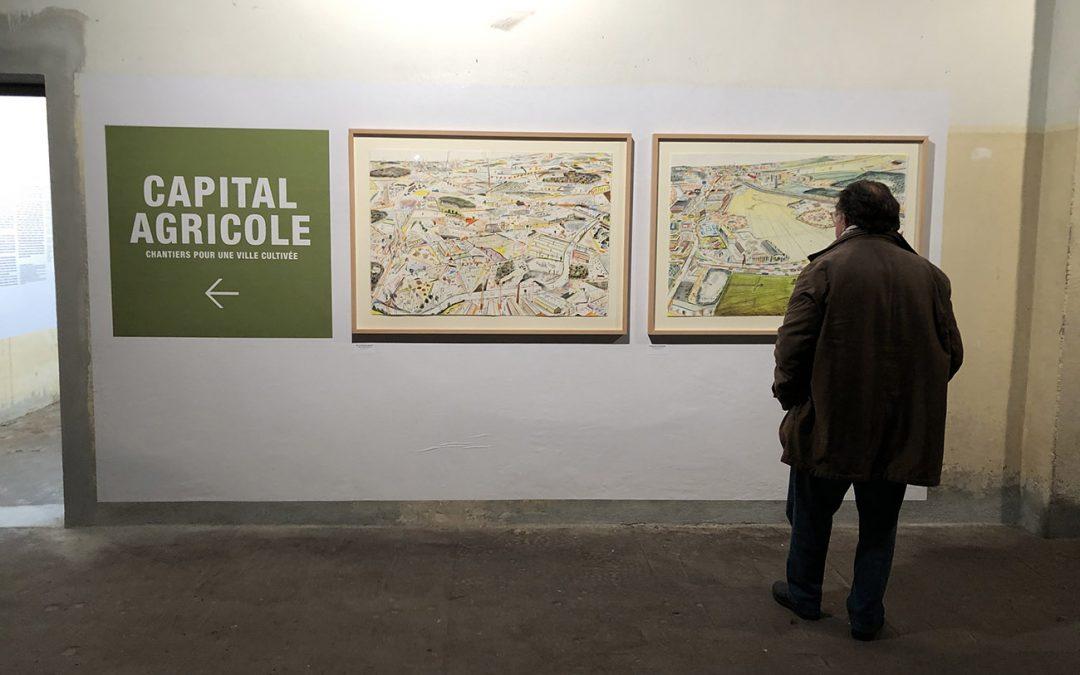 Retour sur l'exposition «Capital agricole, chantiers pour une ville cultivée»