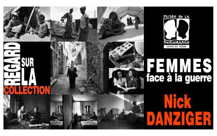 Femmes face à la guerre – Nick Danziger