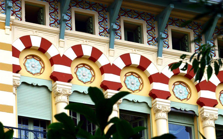 Regard d'inventaire: L'hôtel de voyageurs dit Hôtel Alhambra