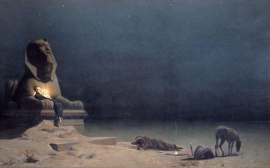 L'orientalisme, peintures du XIXe siècle