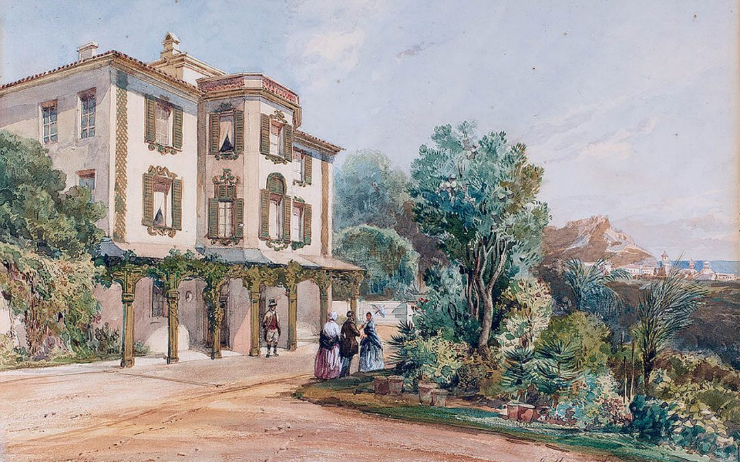 Conférence «Un grand atelier à ciel ouvert. Les séjours niçois des peintres des XVIIIe et XIXe siècles»