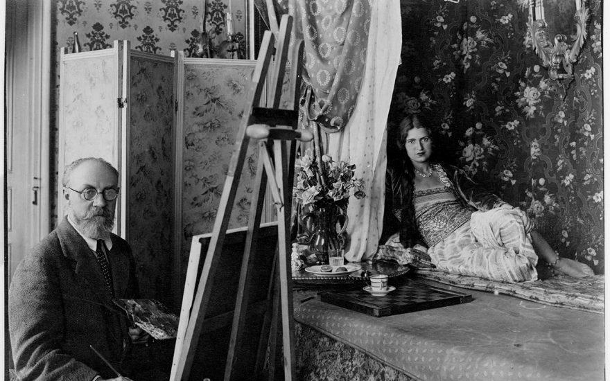Conférence «Henri Matisse à Nice : de l'atelier au musée»