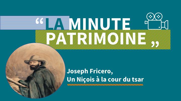 La minute patrimoine: Joseph Fricero, un Niçois à la cour du Tsar