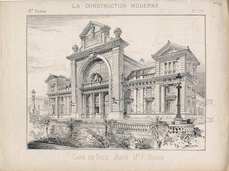 Aide la Gare du Sud à se refaire une beauté !