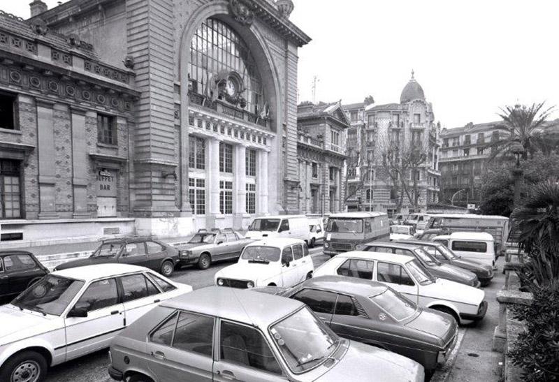 Histoire de la Gare du Sud